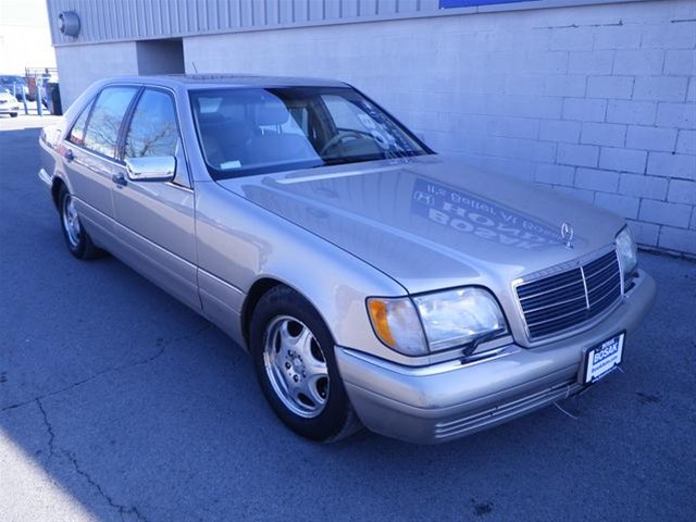 Used 1997 mercedes benz s420 for Mercedes benz s420